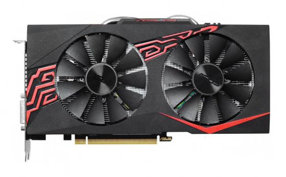 Видеокарта 6144 Mb ASUS Expedition GeForce EX-GTX1060-O6G Retail видеокарта asus dual gtx1060 o6g 6гб gddr5 oc ret