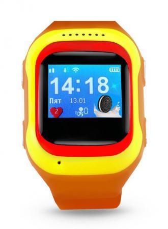 цена на Смарт-часы Ginzzu GZ-501 оранжевый