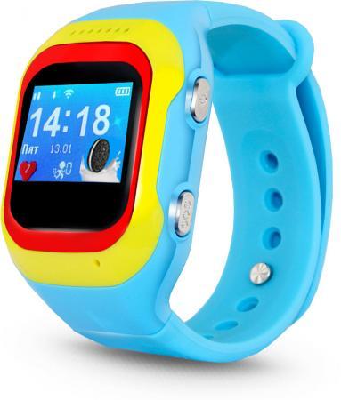 Смарт-часы Ginzzu GZ-501 синий смарт часы ginzzu gz 521 коричневый