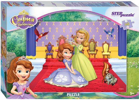 Пазл 160 элементов Step Puzzle Принцесса София 94044 пазлы step puzzle пазл принцесса софия 160 элементов
