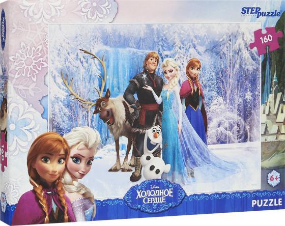 Пазл 160 элементов Step Puzzle Холодное сердце 94028 набор посуды для детей stor холодное сердце олаф и свен