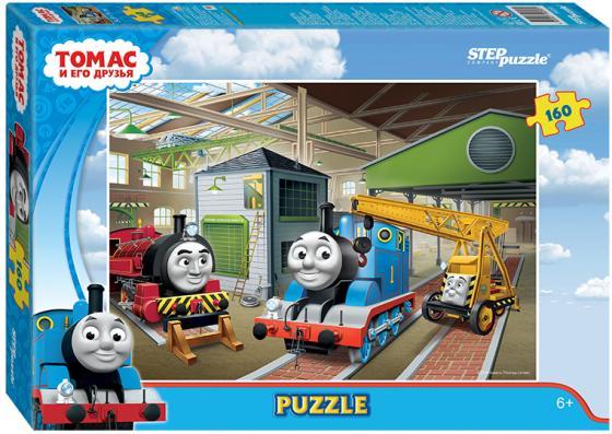 Пазл 160 элементов Step Puzzle Томас и его друзья 94058 пазл step puzzle 160 эл винни и его друзья