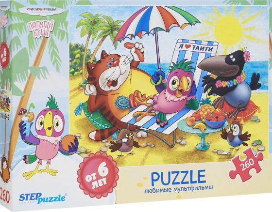 Пазл 260 элементов Step Puzzle Попугай Кеша 74060 цены