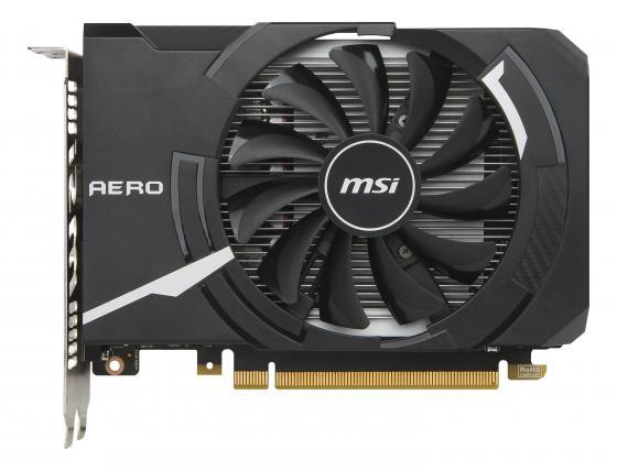 Видеокарта 2048Mb MSI GeForce GTX 1050 PCI-E 128bit GDDR5 DVI HDMI DP HDCP GTX 1050 AERO ITX 2G OC Retail видеокарта 1024mb powercolor r7 250 pci e gddr5 128bit dvi hdmi hdcp axr7 250 1gbd5 hv4e oc retail