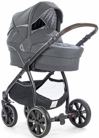 Коляска 2-в-1 Noordi Polaris Comfort (цвет iron gate) коляска noordi noordi коляска 3 в 1 polaris comfort shadow
