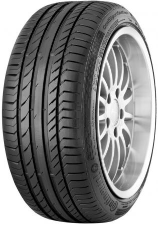 Шина Continental ContiSportContact 5 SUV TL FR  255/60 R18 112V XL зимняя шина continental contivikingcontact 6 suv 255 50 r20 109t