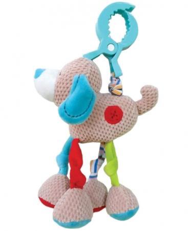 Развивающая игрушка Жирафики Подвеска с вибрацией Собачка Билли 939345 развивающая игрушка подвеска единорог