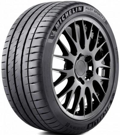 Шина Michelin Pilot Sport 4 S TL 255/35 ZR20 97Y всесезонная шина michelin pilot sport 4 265 35 r18 97y