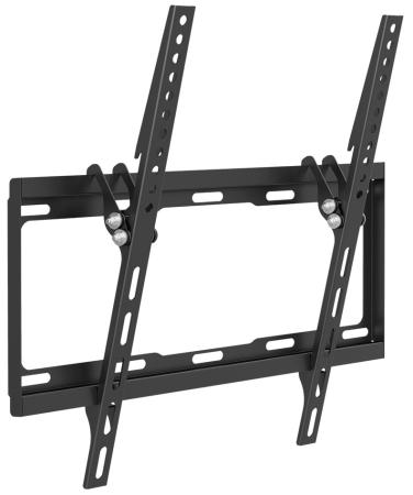Кронштейн ARM Media Steel-4 new черный для LED/LCD ТВ 22-65 настенный от стены 28.5 мм VESA 400x400мм до 40кг кронштейн arm media plasma 5 до 40кг black