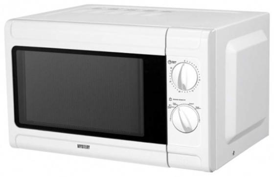 Микроволновая печь MYSTERY MMW-1730 800 Вт белый микроволновая печь mystery mmw 2031 800 вт белый