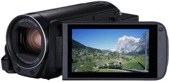 Фото - Цифровая видеокамера Canon Legria HF R86 черный видеокамера canon xc15