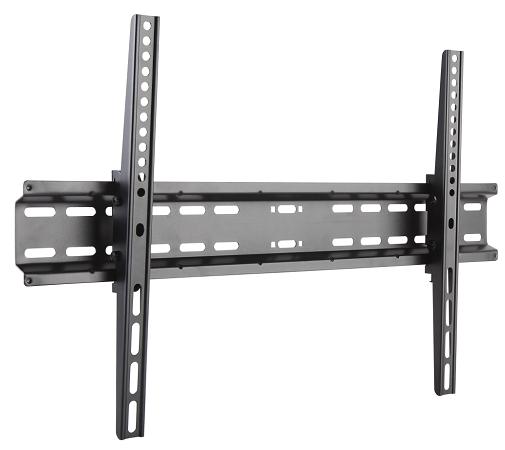 Кронштейн Ultramounts UM835T черный 37-70 настенный от стены 50мм VESA 600x400 до 35кг кронштейн mart 101s черный для 10 26 настенный от стены 18мм vesa 100x100 до 25кг