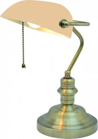 Настольная лампа Arte Lamp Banker A2493LT-1AB настольная лампа офисная arte lamp banker a2493lt 1ab
