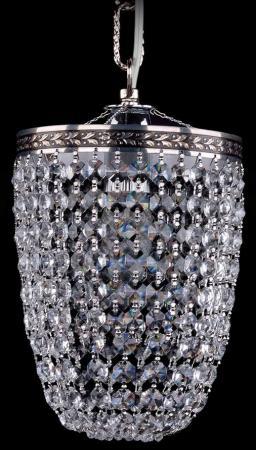 Подвесной светильник Bohemia Ivele 1920/15O/NB bohemia ivele crystal 1920 15o g