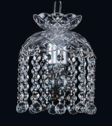 Купить Подвесной светильник Bohemia Ivele 7715/15/Ni/Balls