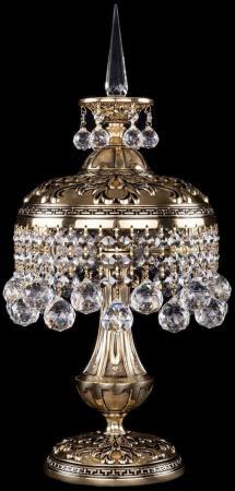 Настольная лампа Bohemia Ivele 7002/20-47/GB bohemia ivele crystal настольная лампа bohemia ivele 7002 20 47 fp