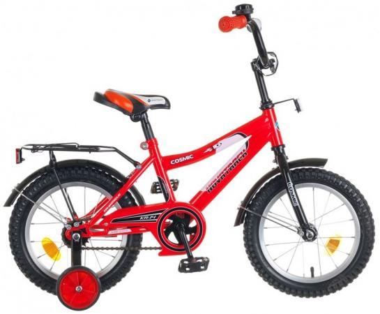 """Велосипед двухколёсный Novatrack """"Cosmic"""" 14"""" красный  143COSMIC.RD5"""