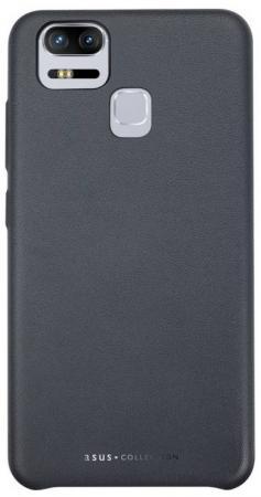 Чехол Asus для Asus ZenFone 3 ZE553KL черный 90AC0250-BCS001 asus zenwatch 3 wi503q silicon