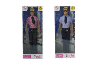 Кукла DEFA LUCY Менеджер 29 см 8336 кукла defa lucy 6023