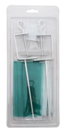 Набор Shantou Gepai для настольного тенниса сетка+комплектующие 63836 сетка для настольного тенниса giant dragon 9819g