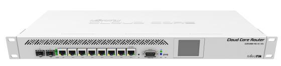Маршрутизатор Mikrotik CCR1009-7G-1C-1S+ 10pcs lot mt48lc2m32b2tg 7g ^