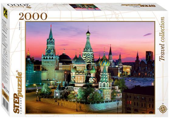 Пазл 2000 элементов Step Puzzle Travel Collection - Собор Василия Блаженного 84025 trefl puzzle 2000 доха катар 27084