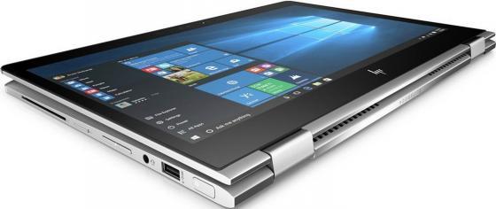 "Ноутбук HP EliteBook x360 1030 G2 13.3"" 1920x1080 Intel Core i7-7600U 256 Gb 8Gb Intel HD Graphics 620 серебристый Windows 10 Professional Z2W74EA"