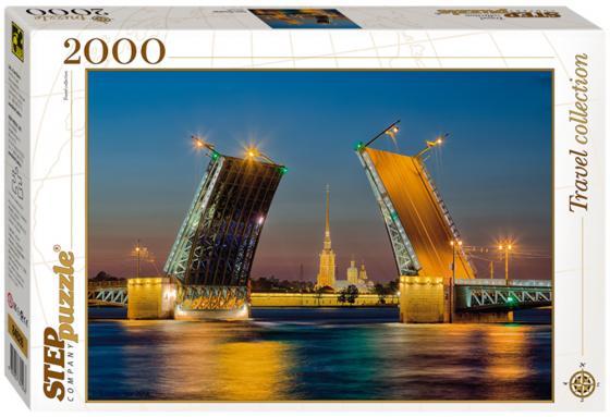 Пазл 2000 элементов Step Puzzle Travel Collection - Санкт-Петербург 84026 пазл 3d 60 элементов step puzzle disney винни пух 98108