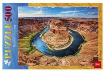 Пазл 500 элементов Hatber Гранд каньон 500ПЗ2_10097 пазл 500 элементов hatber проект армата 500пз2 15768