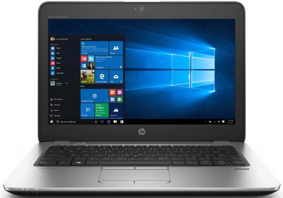 Ноутбук HP EliteBook 725 G4 12.5 1920x1080 AMD A12 Pro-9800B SSD 256 8Gb AMD Radeon R7 черный Windows 10 Professional Z2V98EA