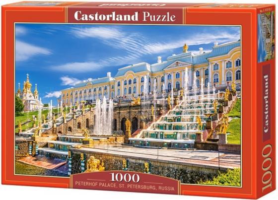 Пазл 1000 элементов Кастор Петергоф C-103102 пазл кастор озеро канада 1000 элементов