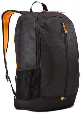 Рюкзак для ноутбука 15.6 Case Logic Ibira синтетика полиэстер черный IBIR-115 рюкзак case logic 17 0 inch vnb 217 black