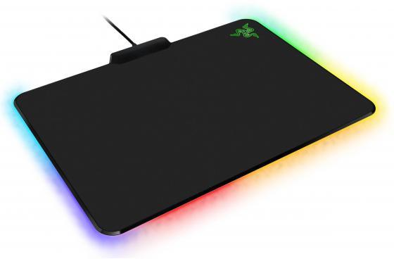 лучшая цена Коврик для мыши Razer Firefly Cloth, USB, c подсветкой RZ02-02000100-R3M1