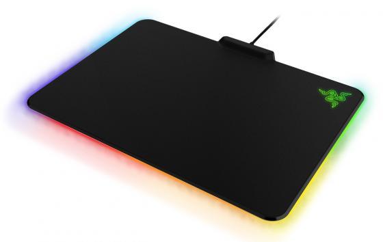 лучшая цена Коврик для мыши Razer Firefly, USB, c подсветкой RZ02-01350100-R3M1