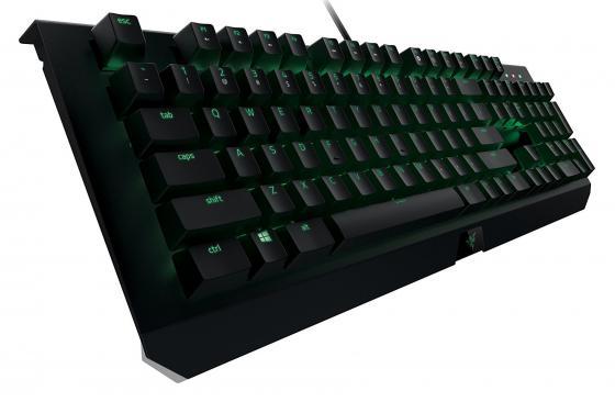 Клавиатура проводная Razer BlackWidow X USB черный RZ03-01761200-R3R1 blackwidow ultimate 2013 в москве
