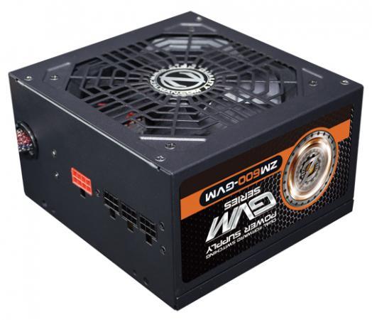 Блок питания ATX 600 Вт Zalman ZM600-GVM цена и фото