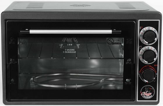 Мини-печь Чудо Пекарь ЭДБ-0123 чёрный мини печь чудо пекарь эдб 0123 бел