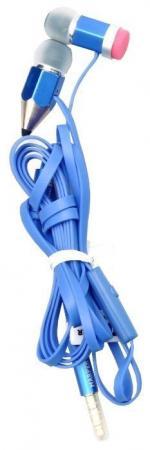 где купить Гарнитура Harper HV-608 синий дешево