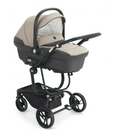Коляска 3-в-1 Cam Comby Taski (692/бежевый-графит) коляска 3 в 1 teddy bartplast serenade pco f графит серый