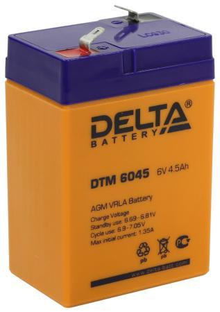 цены на Батарея Delta DTM 6045