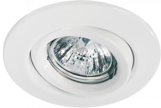 Встраиваемый светильник Paulmann Quality Line Halogen 98983 paulmann встраиваемый светильник paulmann quality line halogen 98983