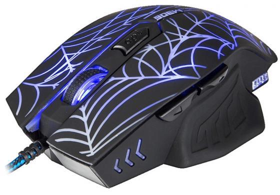 Мышь проводная Marvo M306 чёрный USB мышь marvo g950
