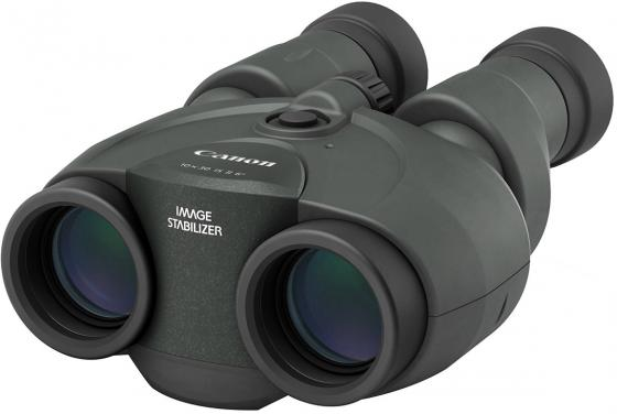 Бинокль Canon 10x 30мм Binocular IS II черный 9525B005 бинокль canon 15x50 is all weather черный