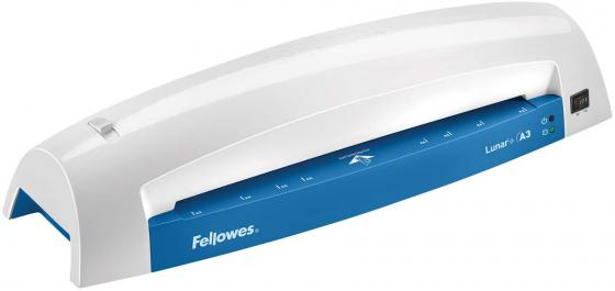 Ламинатор Fellowes Lunar+ A3 75х125мкм 30см/мин FS-57427 ламинатор fellowes lunar a3 75х125мкм 30см мин fs 57425