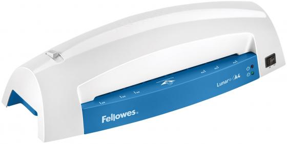 Ламинатор Fellowes Lunar+ A4 75х125мкм 30см/мин FS-57428 ламинатор fellowes fs 57428 lunar grey blue