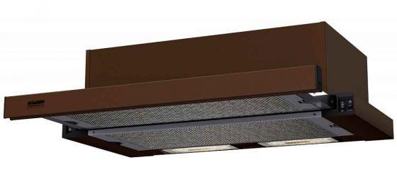 лучшая цена Вытяжка встраиваемая Krona Kamilla 600 коричневый 20610