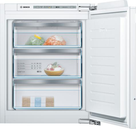 все цены на Морозильная камера Bosch GIV11AF20R белый онлайн