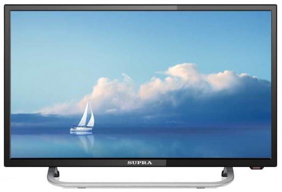 "Телевизор LED 24"" Supra STV-LC24T880WL черный 1366x768 50 Гц SCART VGA USB"