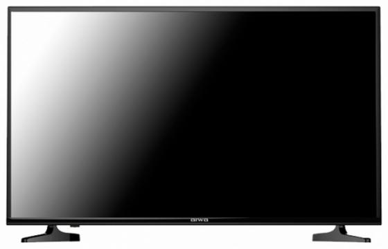 Телевизор 55 Aiwa 55LE7120 черный 1920x1080 60 Гц телевизор aiwa 24le7021