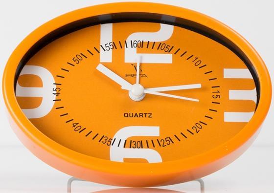цена на Будильник Вега Пробуждение гарантировано оранжевый 7706
